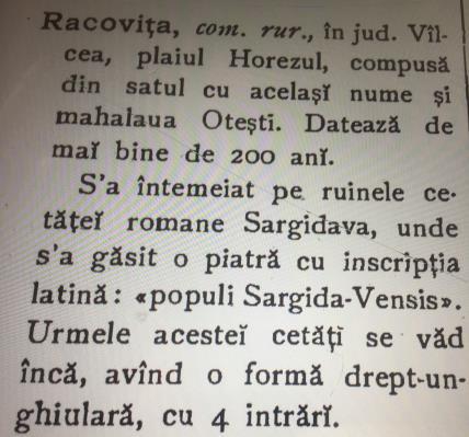 document-din-dictionarul-statistic-si-georgrafic-al-romaniei-din-1892